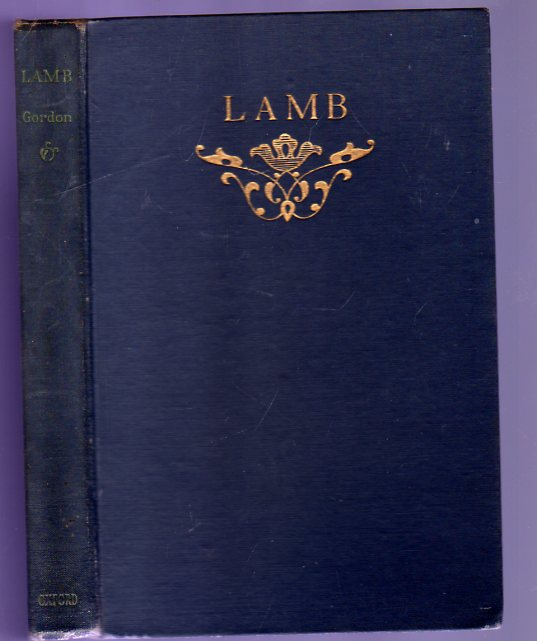Image for Charles Lamb Prose and Poetry with Essays By Hazlitt & De Quincey