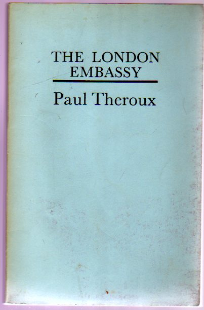 Image for The London Embassy [Uncorrected Proof Copy - Signed]