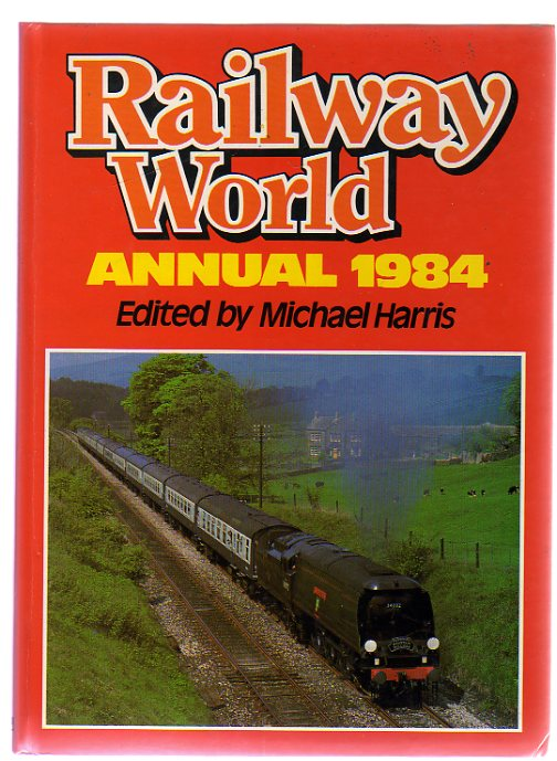 Image for Railway World Annual : 1984