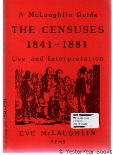Image for The Censuses 1841-1881 Use and Interpretation
