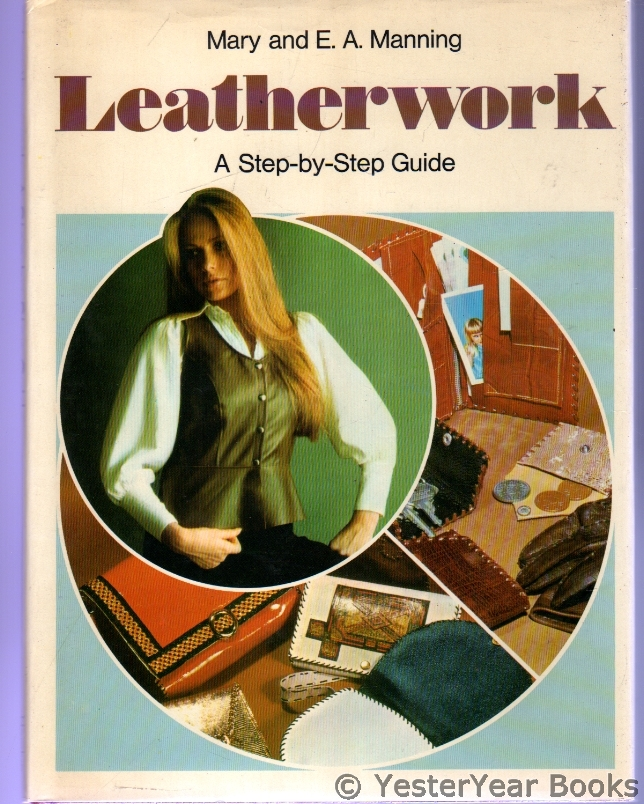 Image for Leatherwork : A Step-By-Step Guide