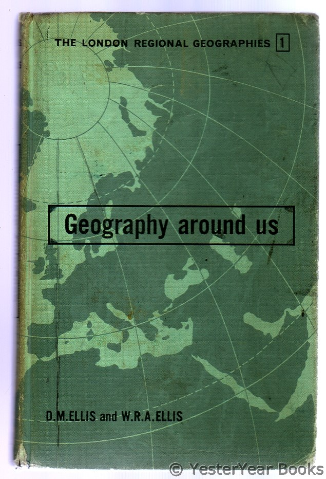 Image for Geography Around Us Book One