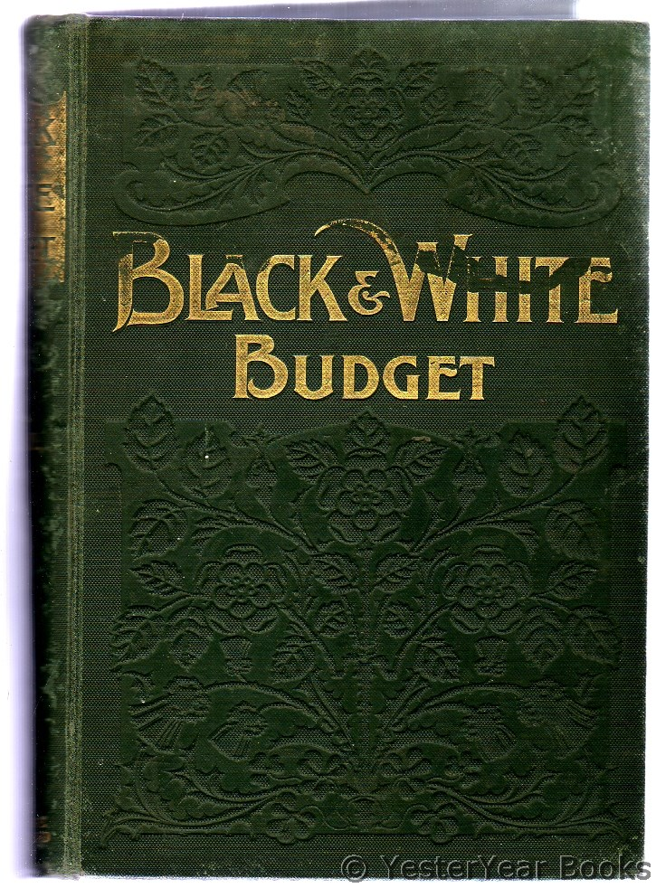 Image for Black and White Budget : Volume I and II
