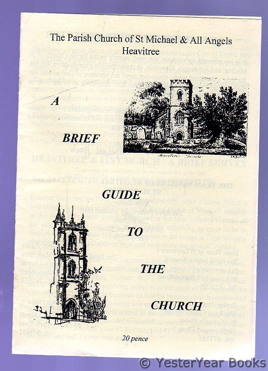 Image for A Brief Guide to the Parish Church of St. Michael & All Angels, Heavitree