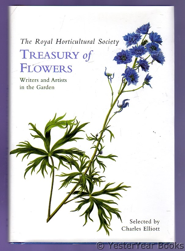 Image for The Royal Horticultural Society Treasury of Flowers : Writers and Artists in the Garden
