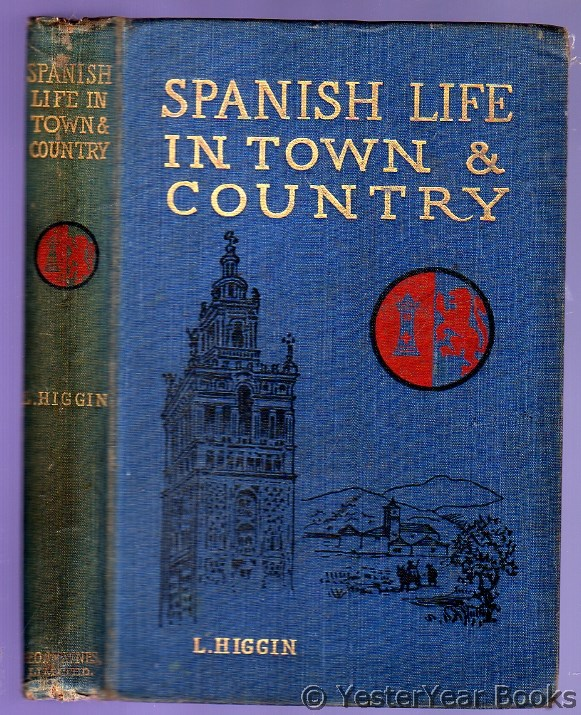 Image for Spanish Life in Town and Country