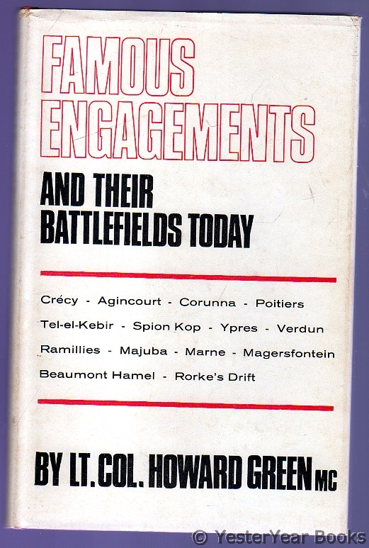 Image for Famous Engagements and their Battlefields Today