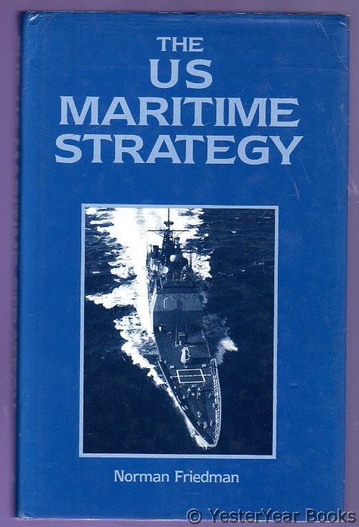 Image for U. S. Maritime Strategy