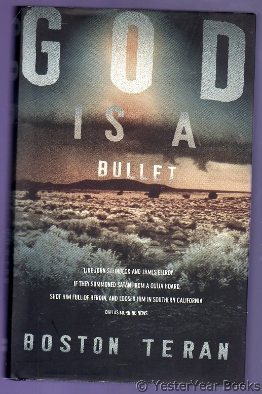 Image for God Is a Bullet
