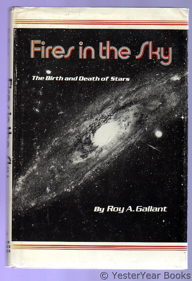 Image for Fires in the Sky : The Birth and Death of Stars