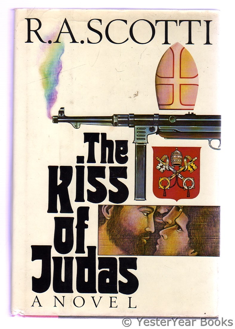 Image for The Kiss of Judas
