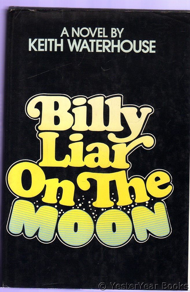 Image for Billy Liar on the Moon