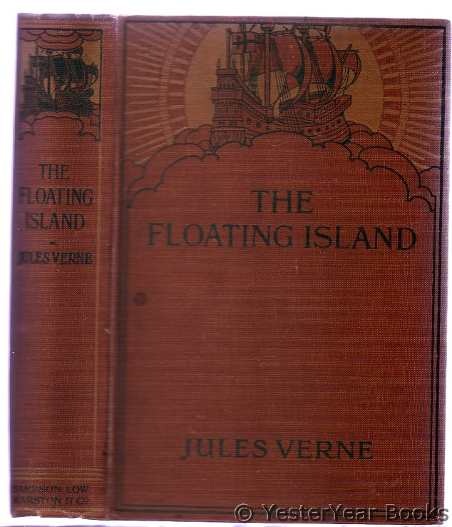 Image for The Floating Island or The Pearl of the Pacific.