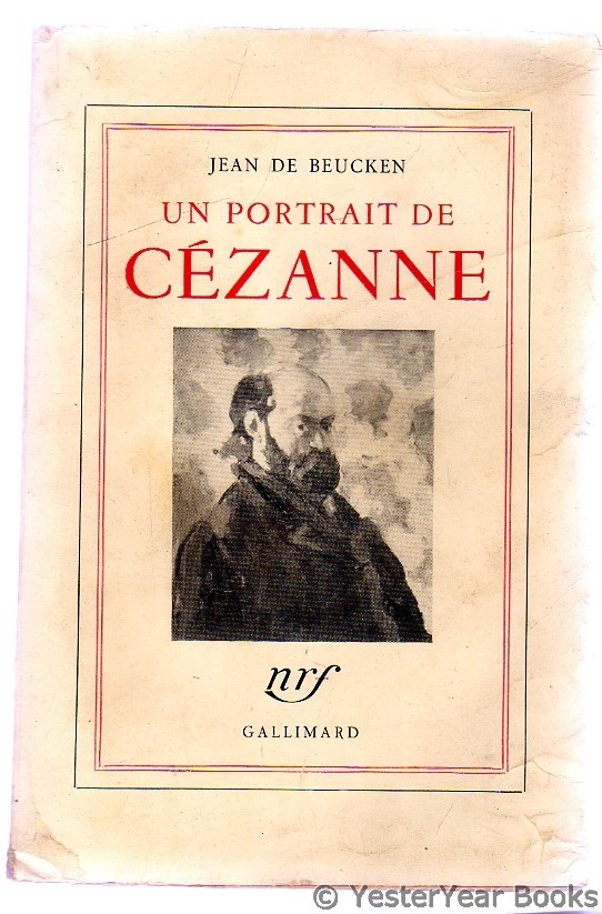 Image for Cezanne (TEXT IN FRENCH)