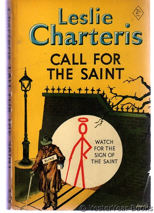 Image for Call for the Saint