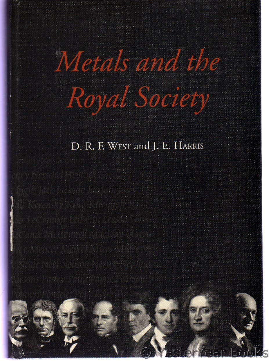 Image for Metals and the Royal Society