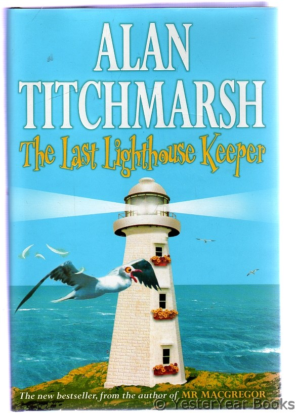 Image for The Last Lighthouse Keeper - SIGNED COPY