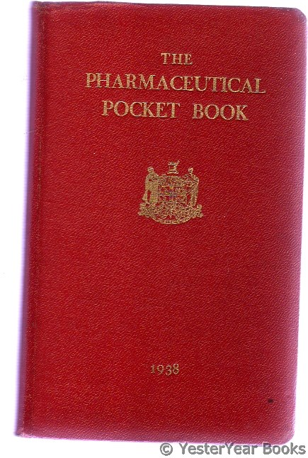 Image for The Pharmaceutical Pocket Book