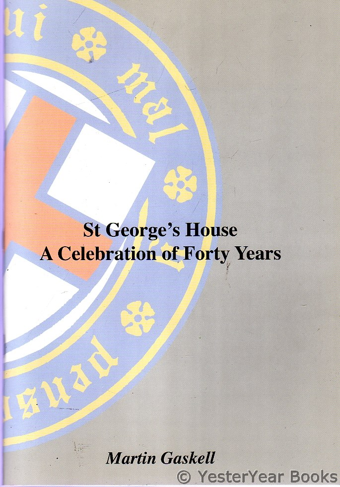 Image for St. George's House : A Celebration of Forty Years