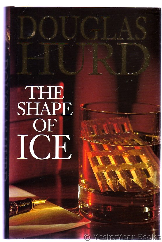 Image for The Shape of Ice (SIGNED COPY)