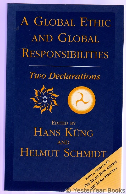 Image for Global Ethic and Global Responsibilities : Two Declarations