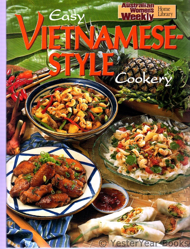 Image for Easy Vietnamese Style Cookery
