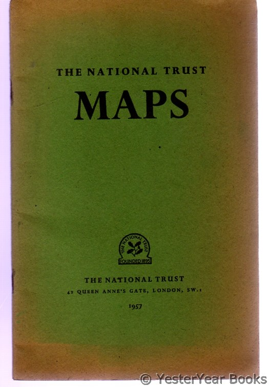 Image for The National Trust Maps