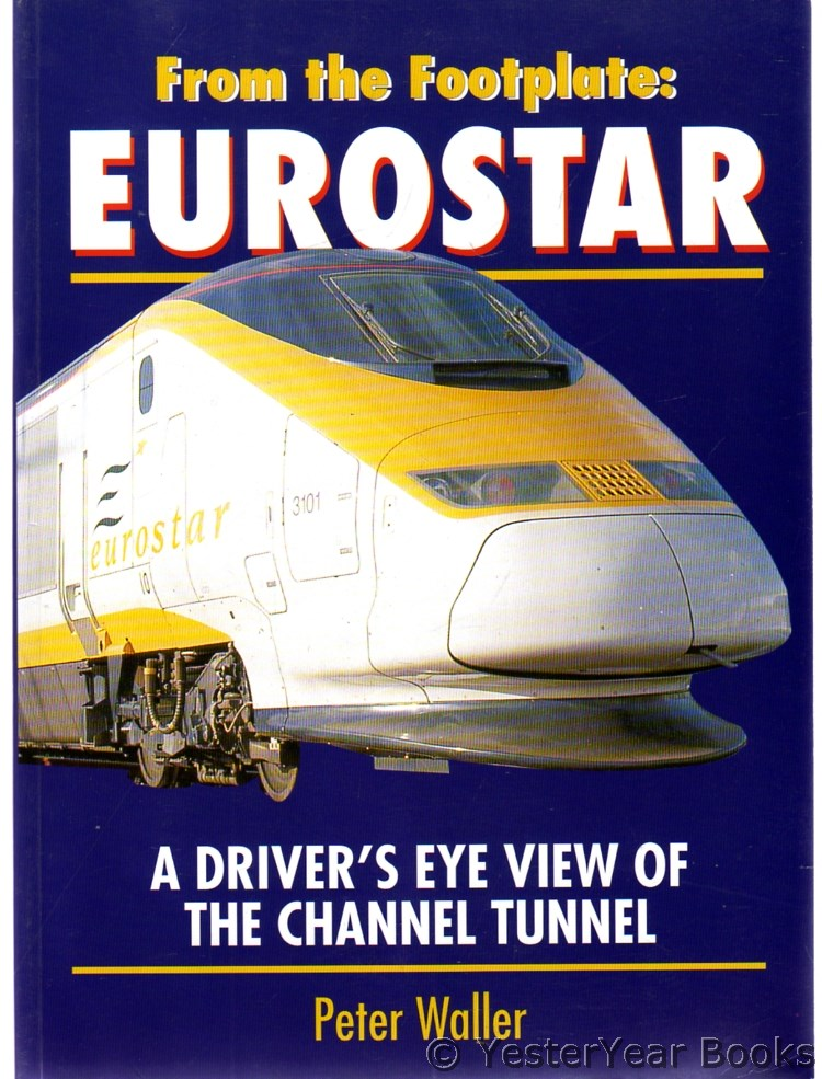 Image for From the Footplate : Eurostar