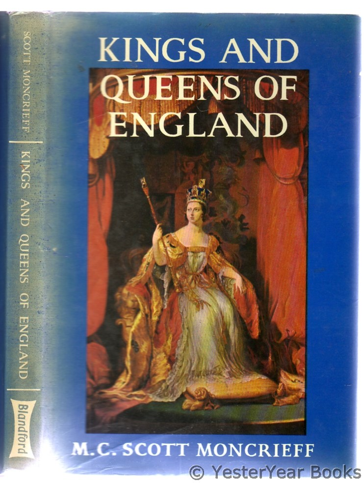 Image for Kings and Queens of England