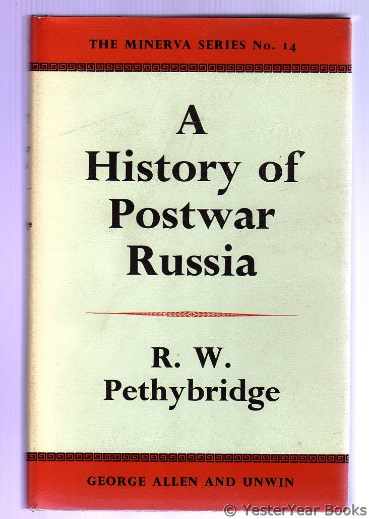 Image for A History of Postwar Russia