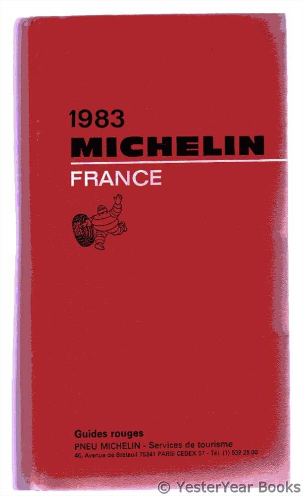 Image for Michelin France 1983
