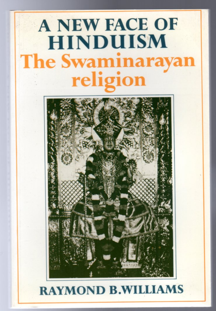 Image for A New Face of Hinduism : The Swaminarayan Religion