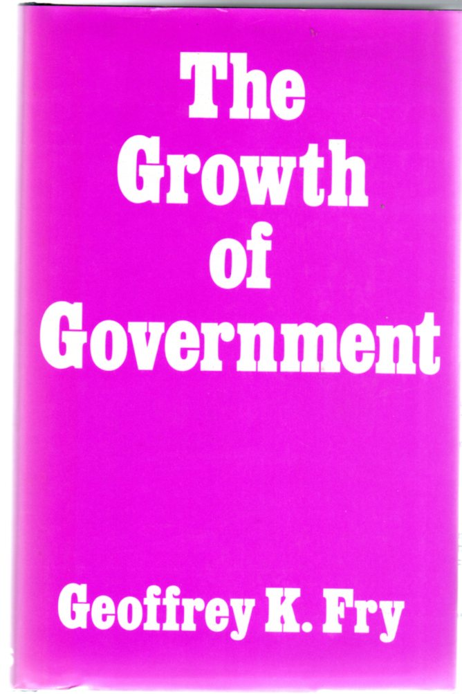 Image for The Growth of Government