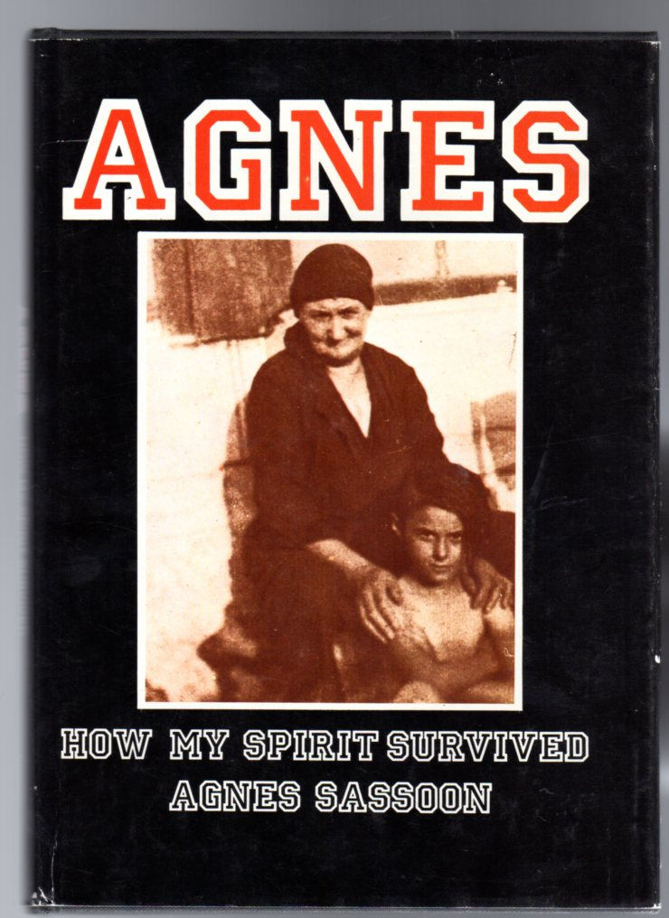 Image for Agnes: How My Spirit Survived - SIGNED COPY