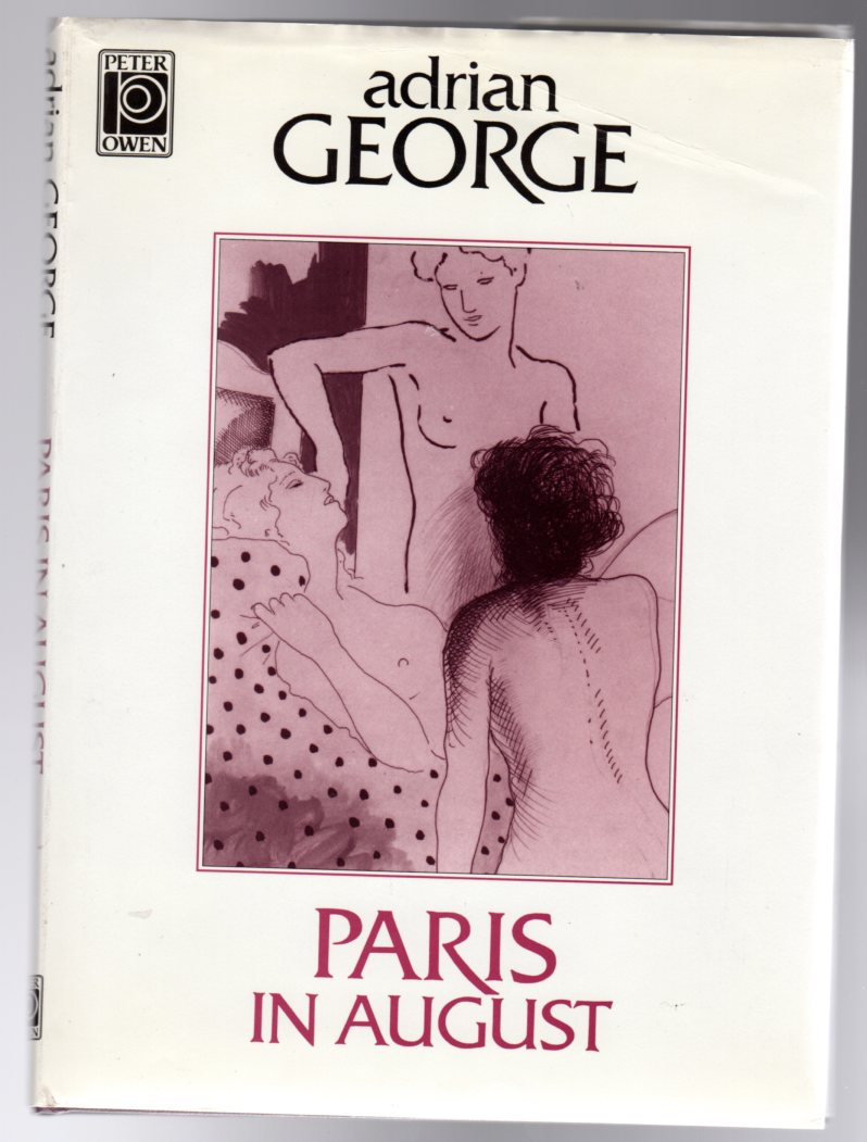 Image for Paris in August
