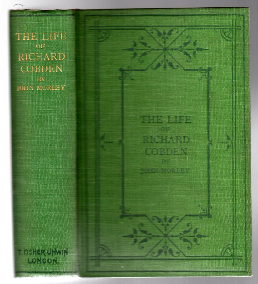 Image for The Life of Richard Cobden