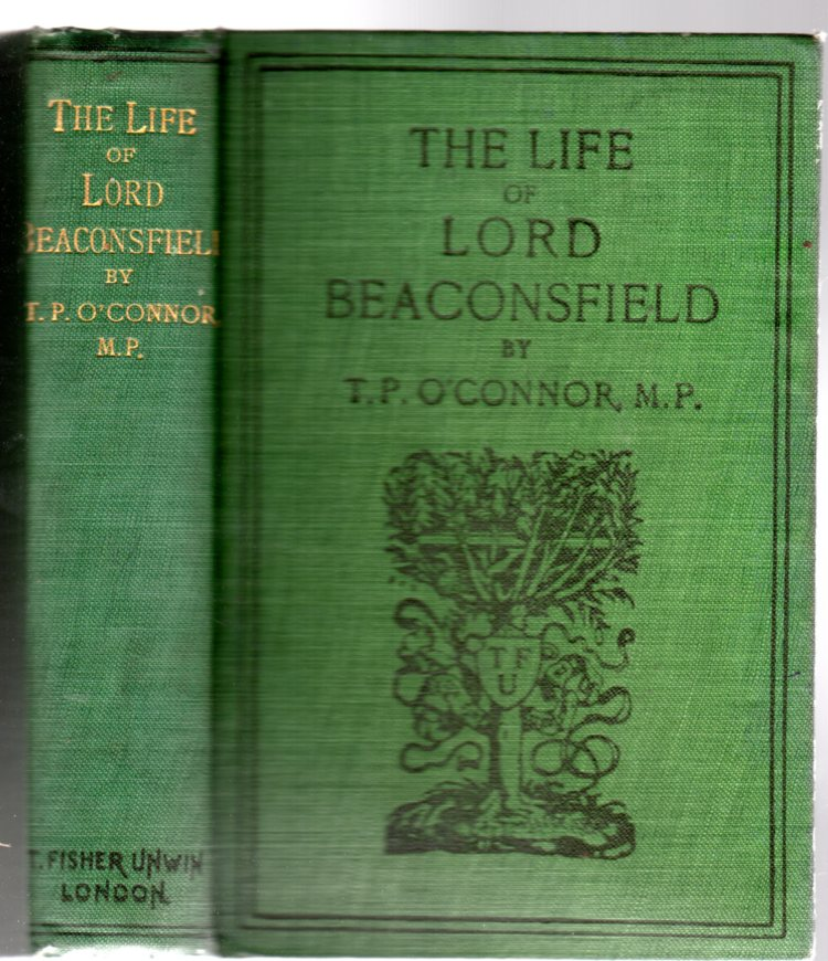 Image for Lord Beaconsfield - A Biography