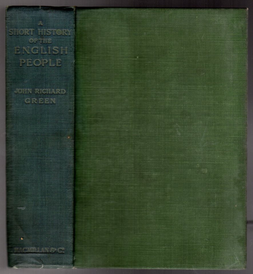 Image for A Short History of the English People