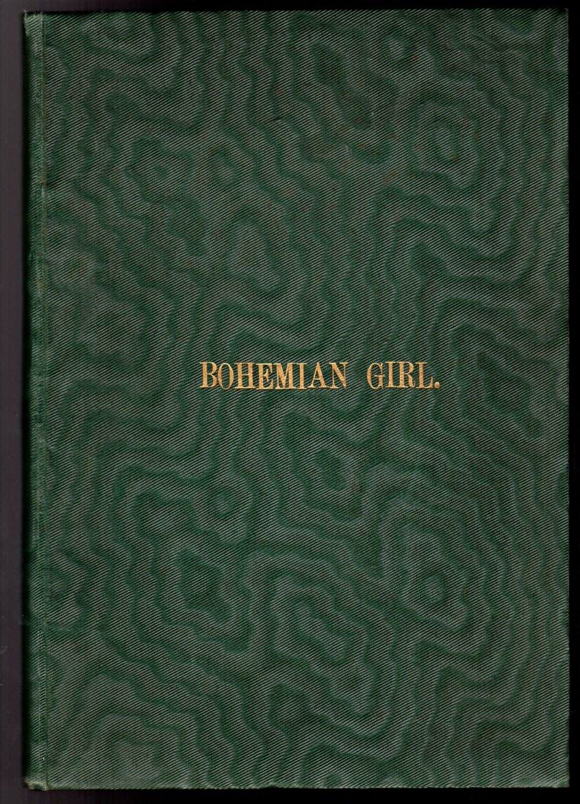 Image for The Bohemian Girl Opera