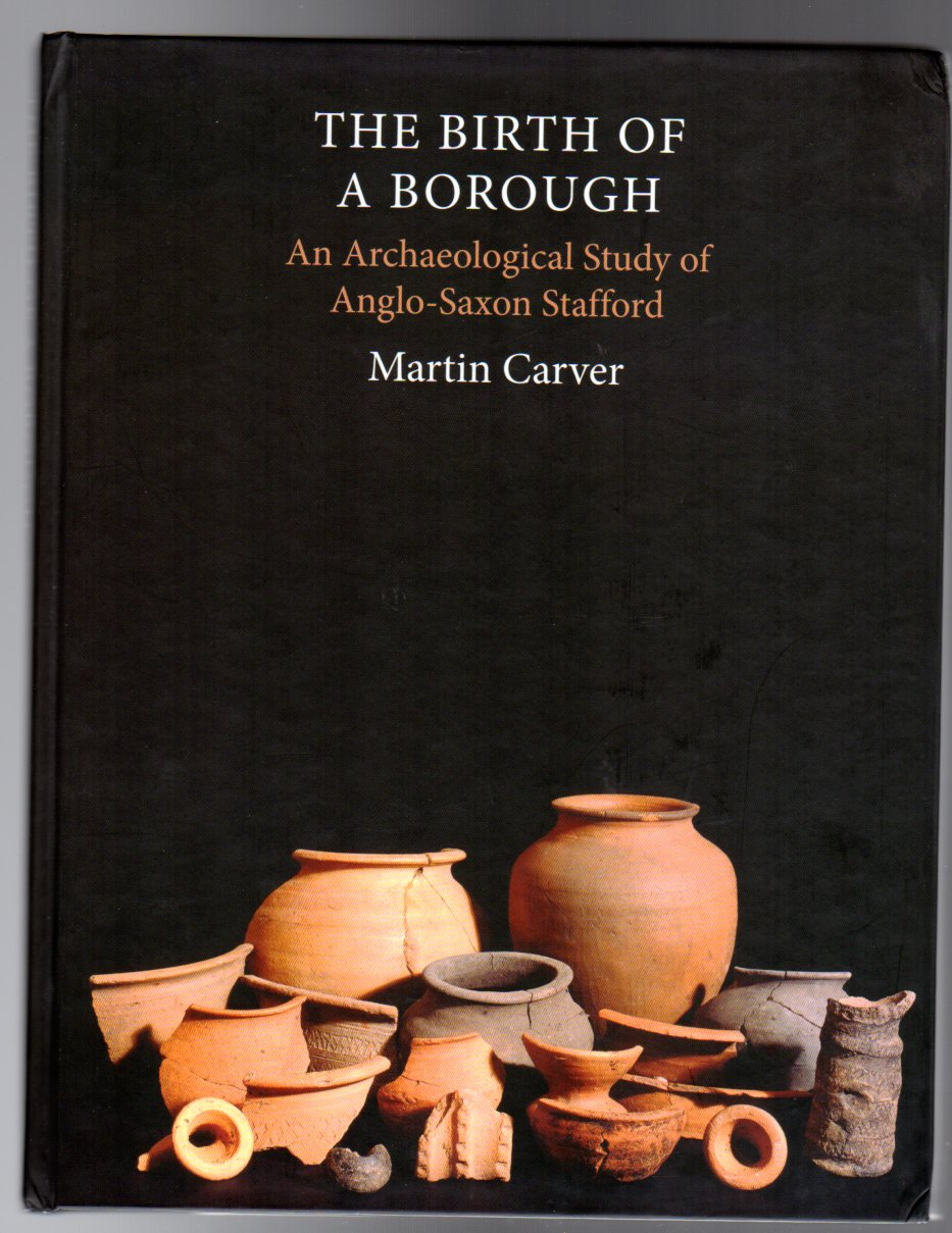 Image for The Birth of a Borough : Archaeological Excavations, 1954-2004