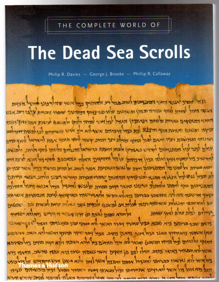 Image for The Complete World of the Dead Sea Scrolls