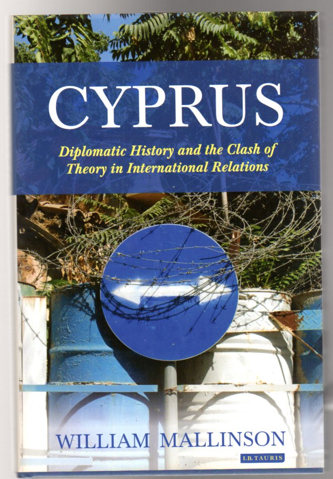 Image for Cyprus : Diplomatic History and the Clash of Theory in International Relations