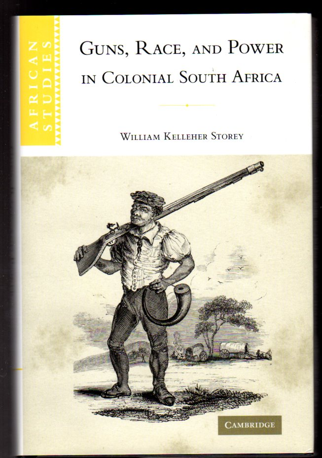 Image for Guns, Race, and Power in Colonial South Africa