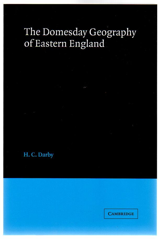 Image for The Domesday Geography of Eastern England