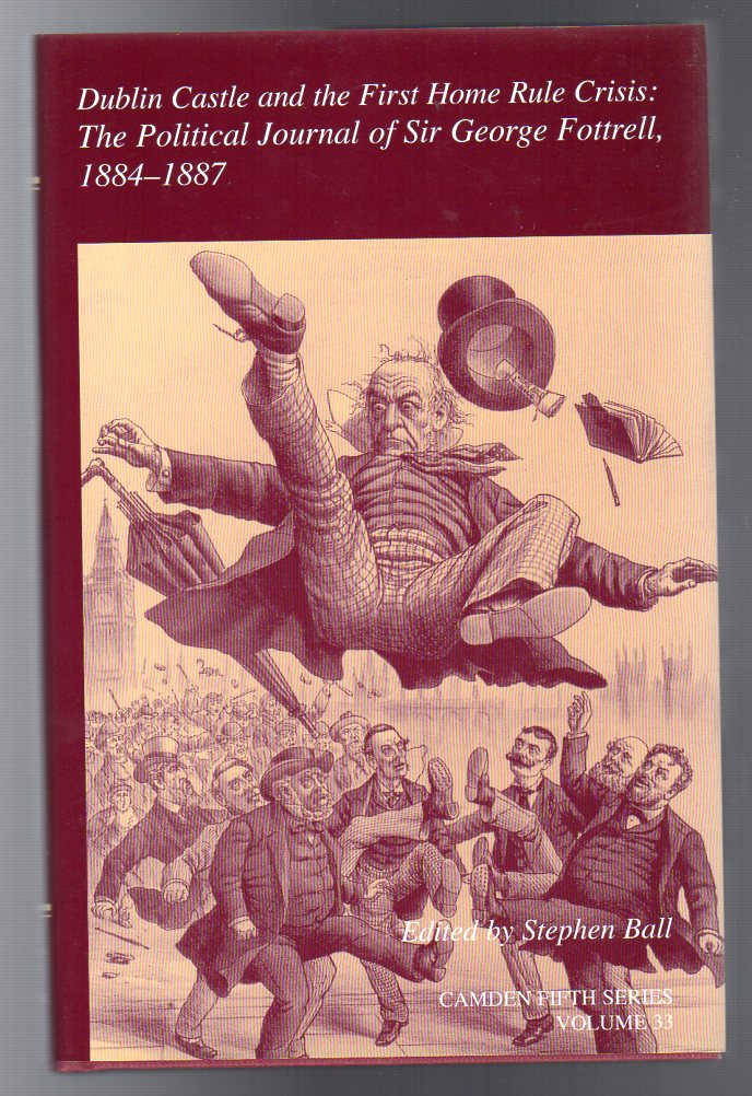 Image for Dublin Castle and the First Home Rule Crisis : The Political Journal of Sir George Fottrell, 1884–1887