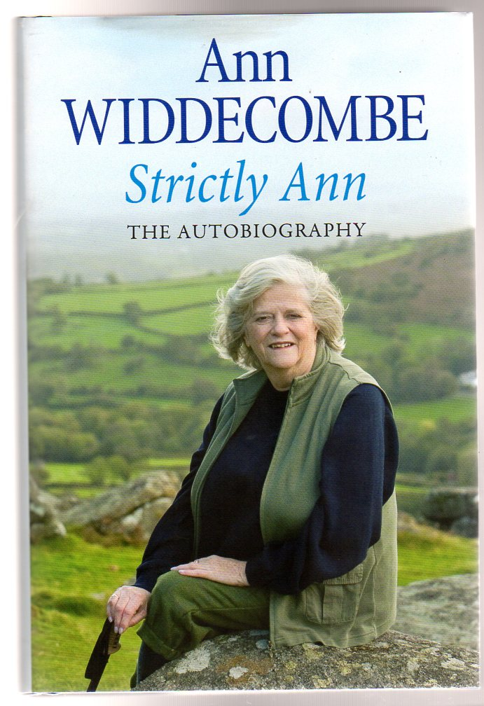Image for Strictly Ann - The Autobiography (SIGNED COPY)