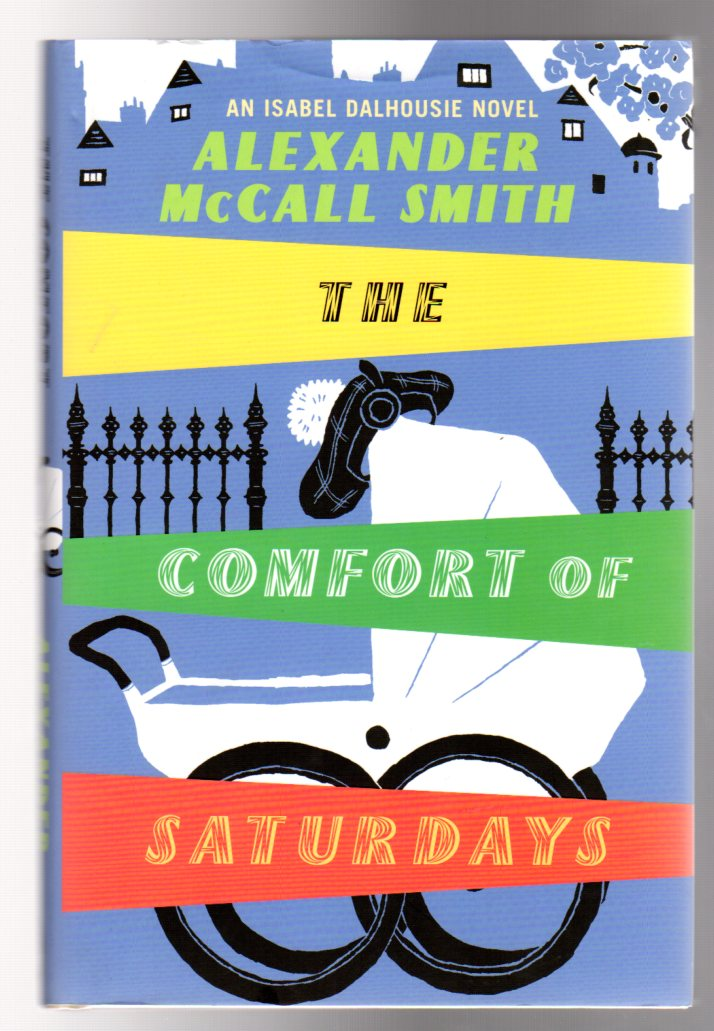 Image for The Comfort of Saturdays (SIGNED COPY)