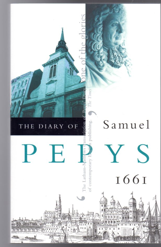Image for The Diary of Samuel Pepys : Volume II - 1661