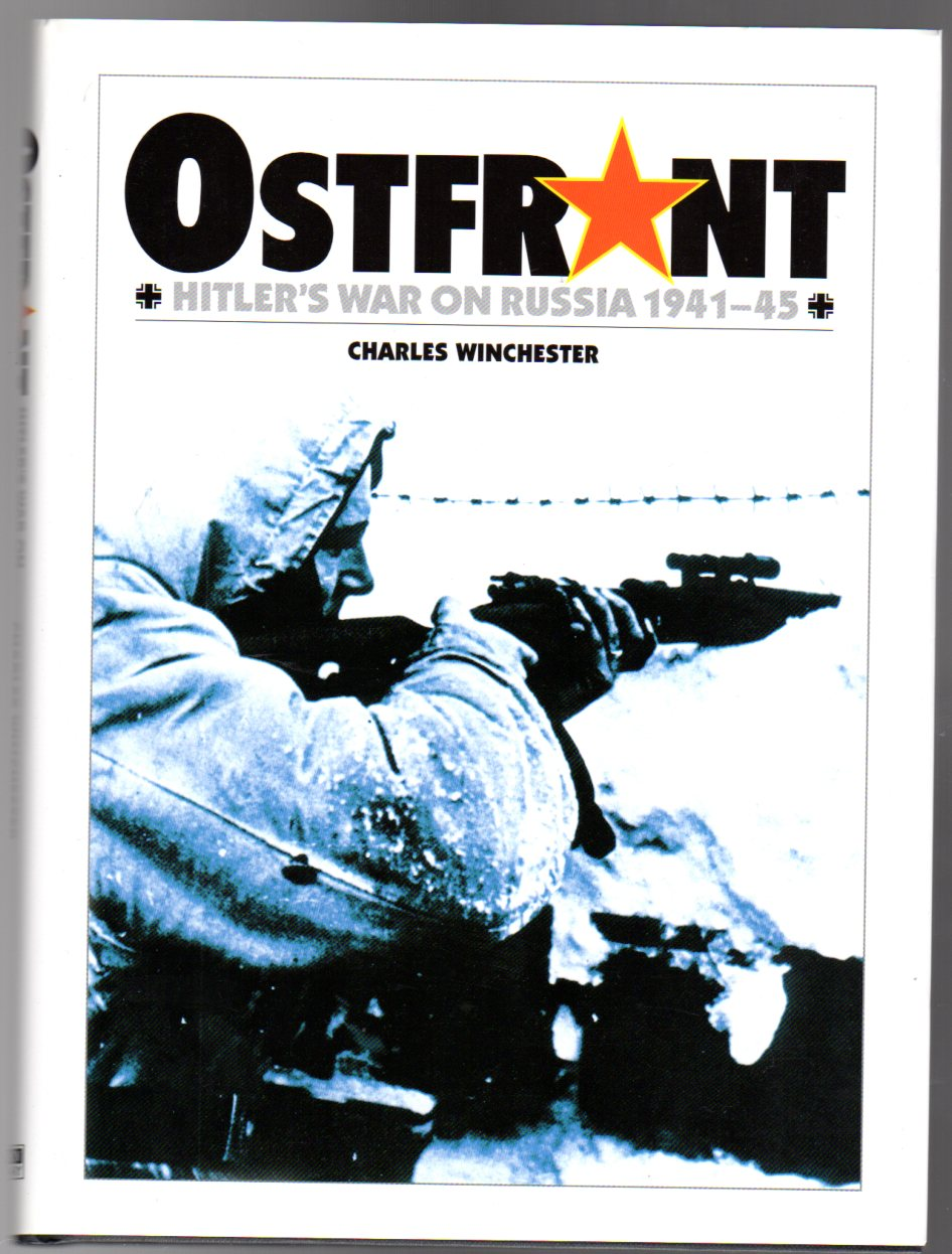 Image for Ostfront : Hitler's War on Russia 1941-45