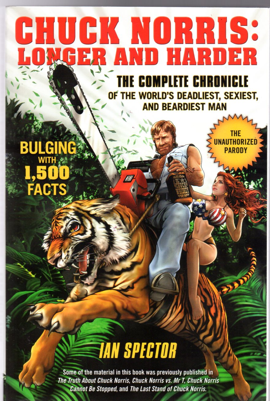 Image for Chuck Norris: Longer and Harder